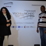 Cristina Mantis e Cissoko Aboubacar