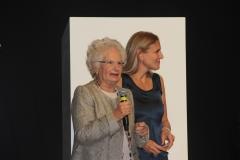 Liliana Segre e Susy Barki Matalon (Associazione Figli della Shoah)