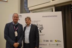 Francesco Bizzarri e Chris McDonald, Presidente di HotDocs