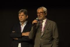 Francesco Bizzarri e Roberto Cicutto, Presidente e AD Istituto Luce-Cinecittà