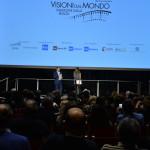 Francesco Bizzarri e Martina Colombari aprono la Cerimonia di Premiazione
