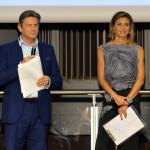 Francesco Bizzarri e Martina Colombari
