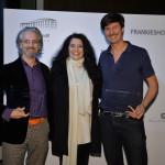 Niccolò Bruna, Cristina Mantis e Nicola Moruzzi