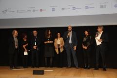 Il Premio Unicredit Pavilion è andato ex aequo a Punishment Island di Laura Cini e Shadowgram di Augusto Contento.