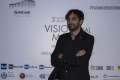 Il regista del film IL CLUB DEI 27 Mateo Zoni