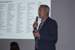 Chris McDonald, Presidente di Hot Docs di Toronto, Francesco Bizzarri