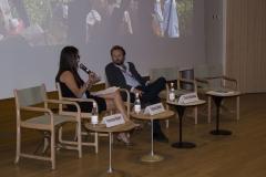 Francesca Johnson, Director, Development & Production per National Geographic Channel e Andrea Bosello, FOX Entertainment. Moderatori: Cinzia Masòtina e Francesco Bizzarri