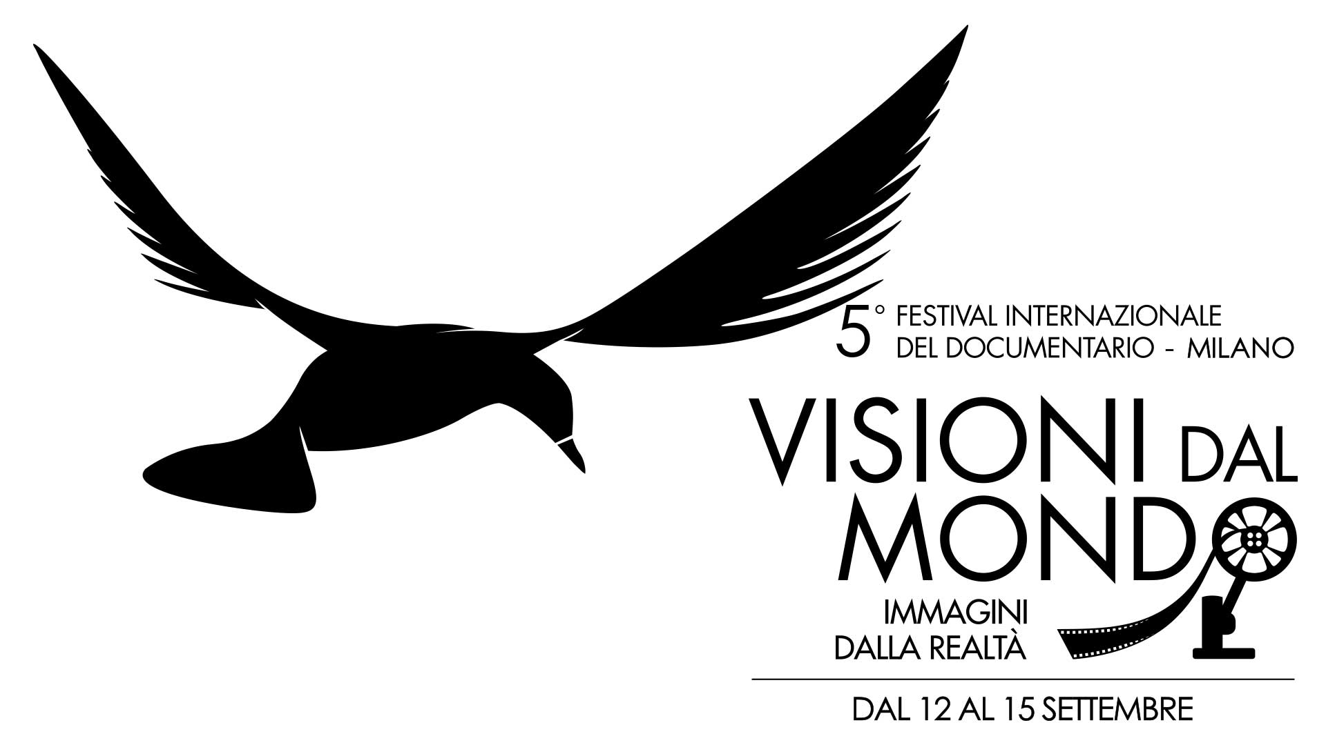 "Confirmed the Media partnership of RAI, RAINews24, RAI Cultura and Rai Radio3, and the support of RAI Cinema  for the 5th edition of The International Documentary Festival ""Visioni dal Mondo, Immagini dalla Realtà"", scheduled in Milan from the 12th to the 15th of September 2019."