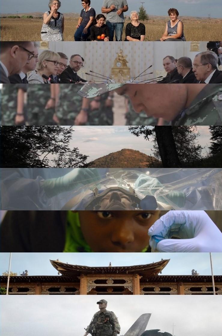 5° Festival Internazionale del Documentario Visioni dal Mondo, Immagini dalla Realtà sezione Panorama Internazionale 'A Window onto the Future'