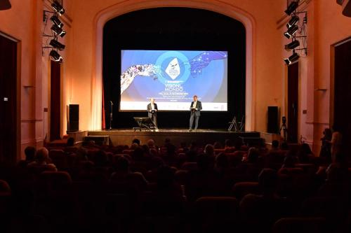 Audience at Litta Theatre
