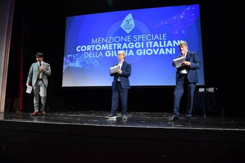 Special Mention Italian Short Film of the Young Jury