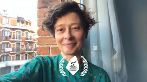 """Salomé Jashi, director of """"Taming the garden"""" winner of the special mention of the international jury"""